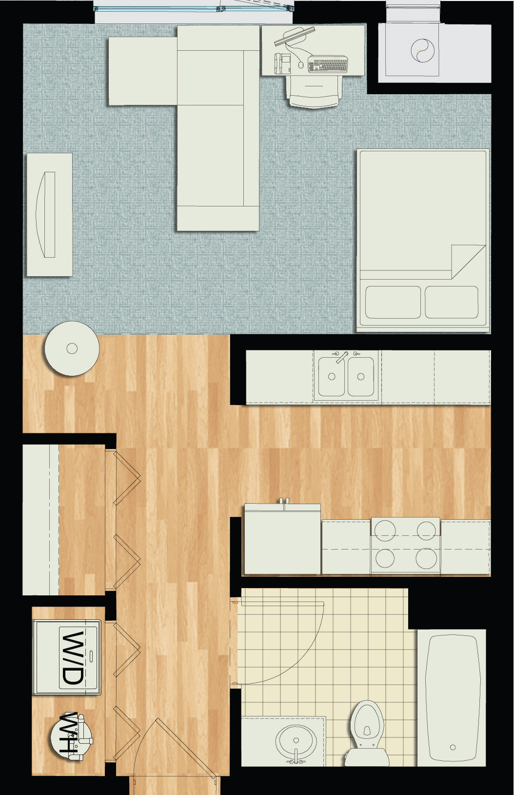 Floor Plan Image | Diamond 1