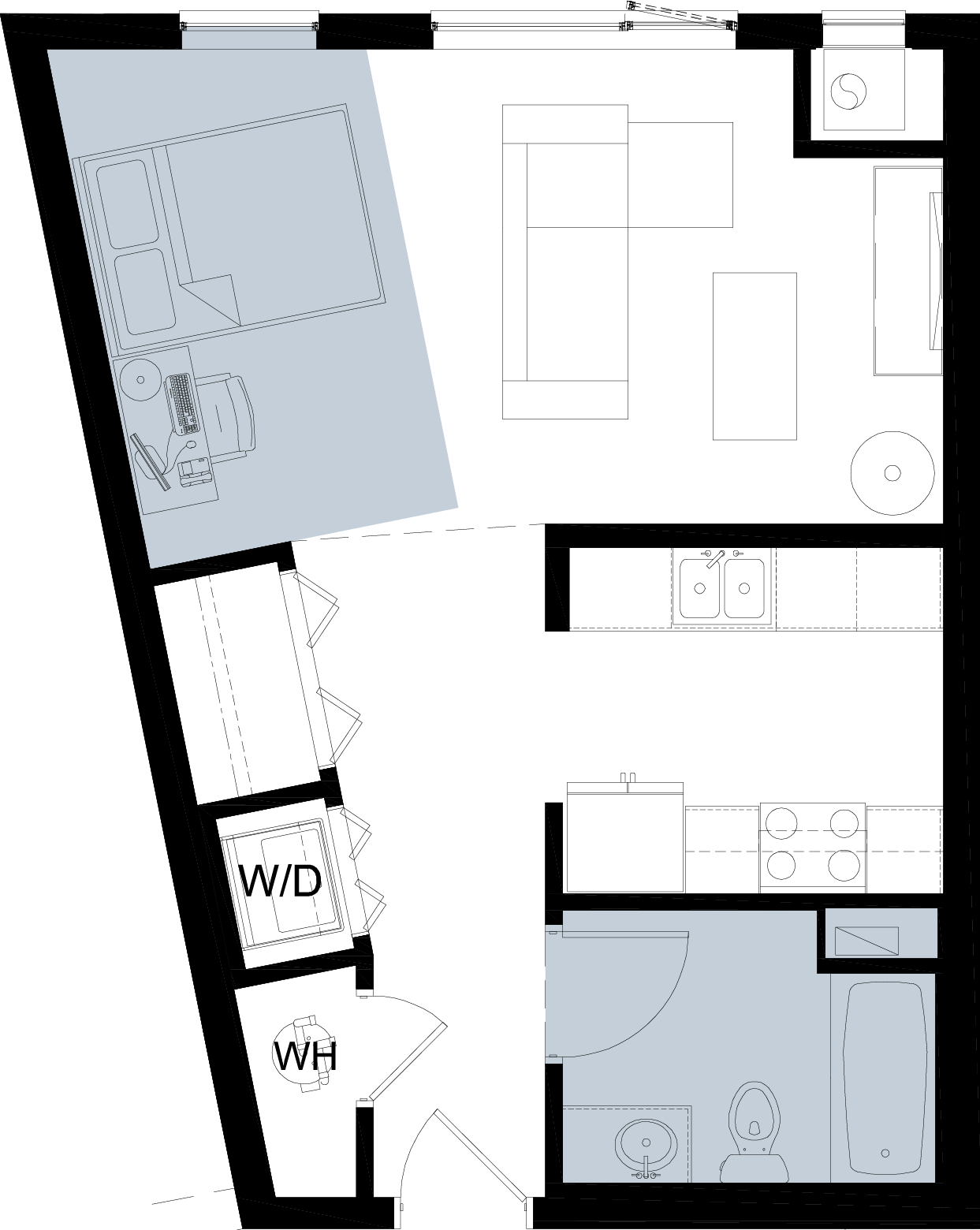 Floor Plan Image | Diamond 4
