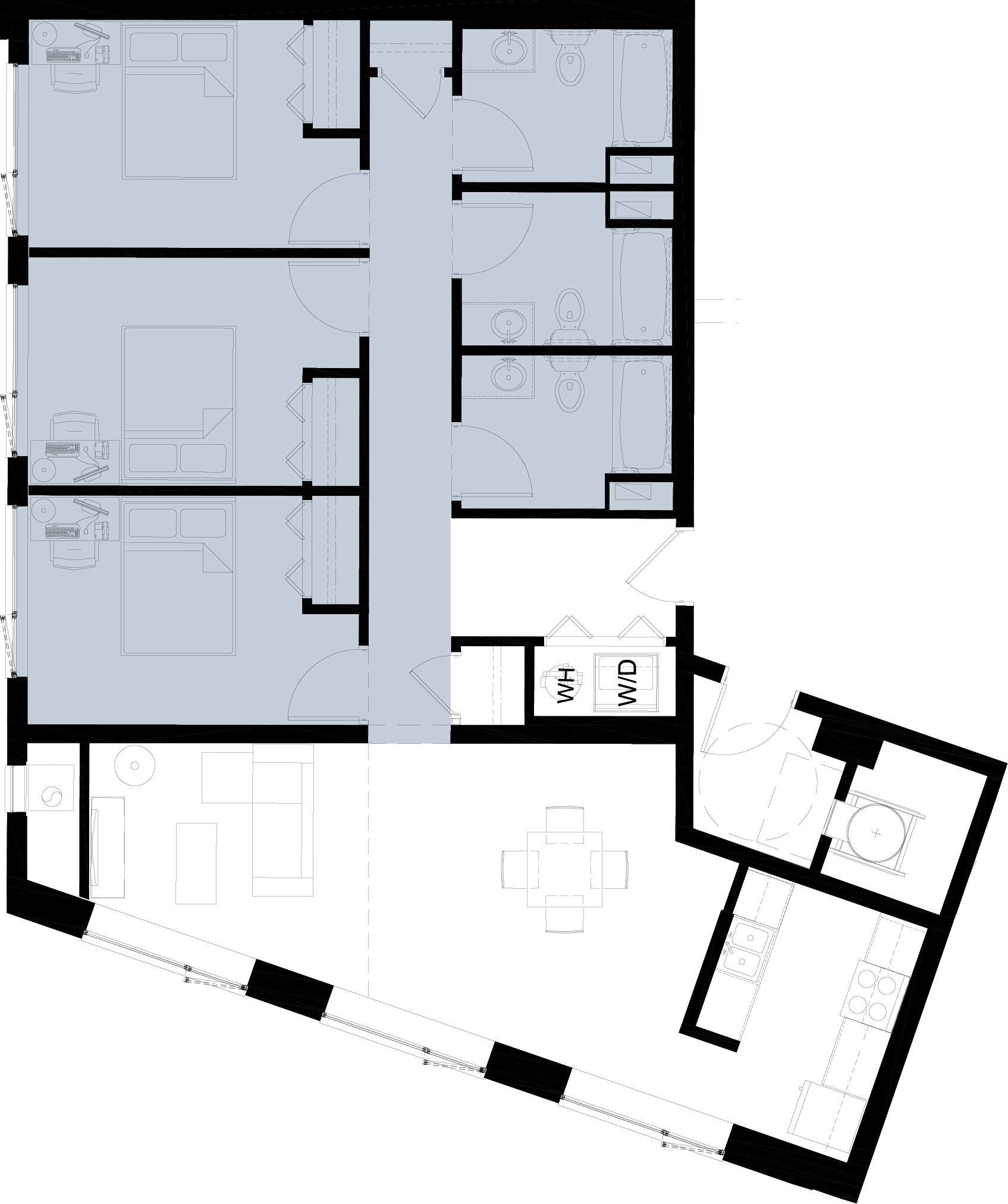 Floor Plan Image | Sapphire 1