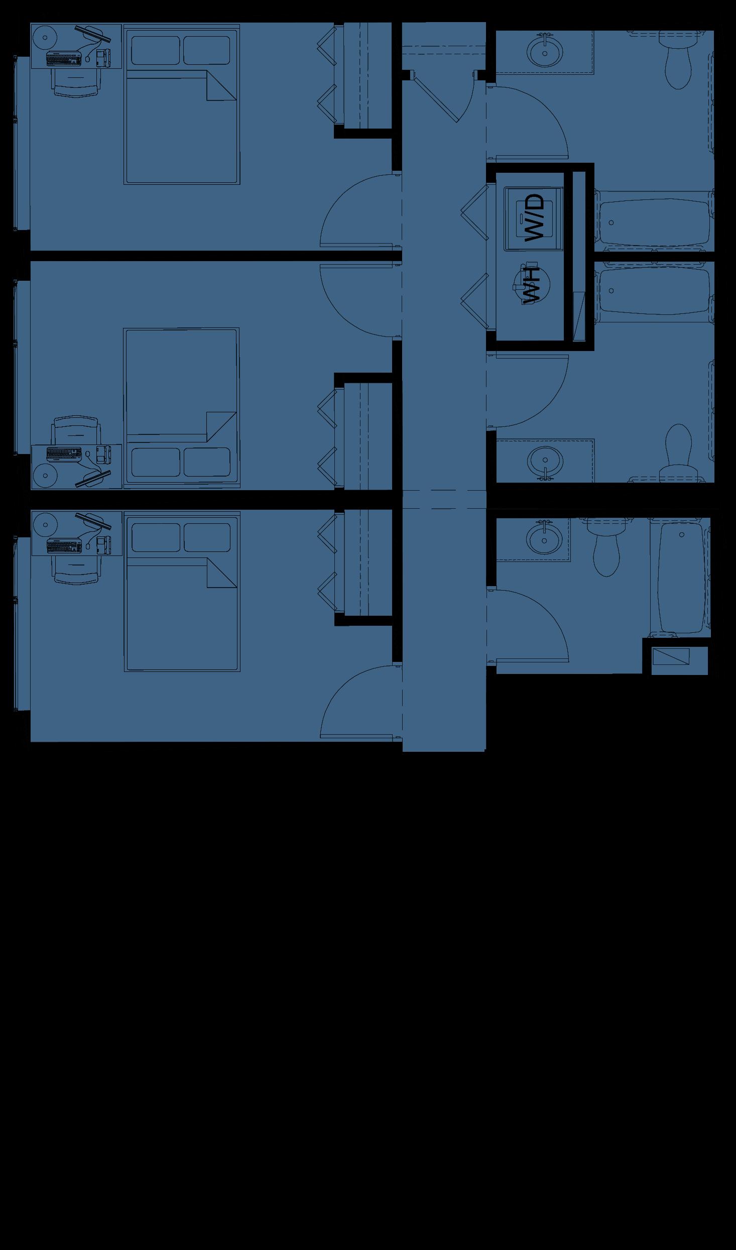 Floor Plan Image | Sapphire 2