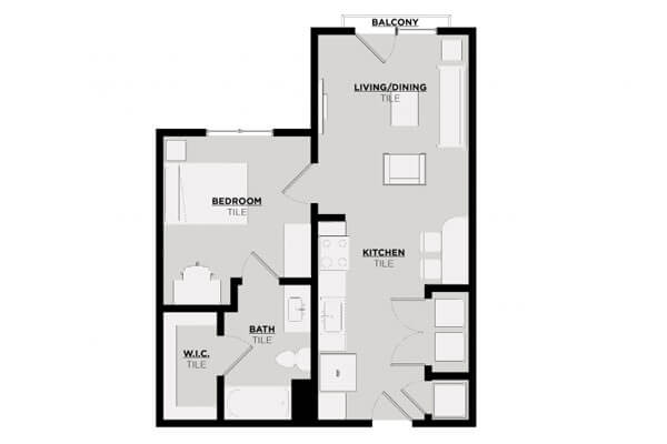 Floor Plan Image | Ruby 1