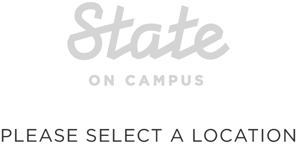 State On Campus | Please Select A Location